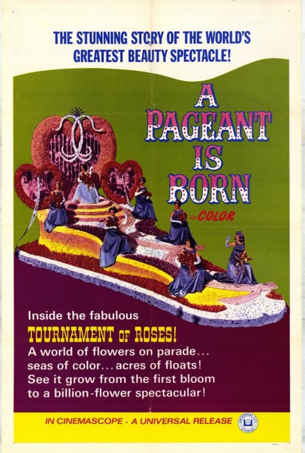 A Pageant is Born Movie Poster Print (27 x 40) - Item # MOVIH2405