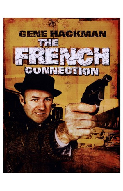 The French Connection Movie Poster (11 x 17) - Item # MOV414169