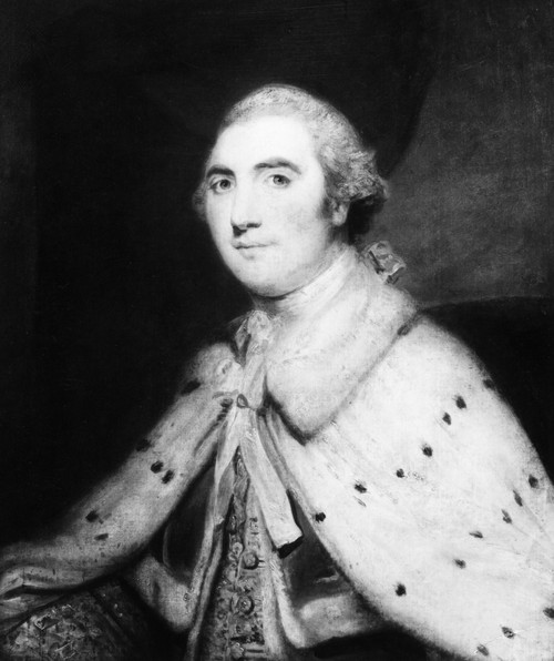 2Nd Earl Of Shelburne/N(1737-1805). William Petty, 1St Marquis Of Lansdowne And 2Nd Earl Of Shelburne. English Statesman. Oil On Canvas, 1772, By Sir Joshua Reynolds. Poster Print by Granger Collection - Item # VARGRC0109126