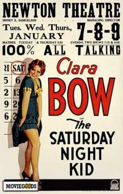 The Saturday Night Kid Movie Poster Print (27 x 40) - Item # MOVEH0609
