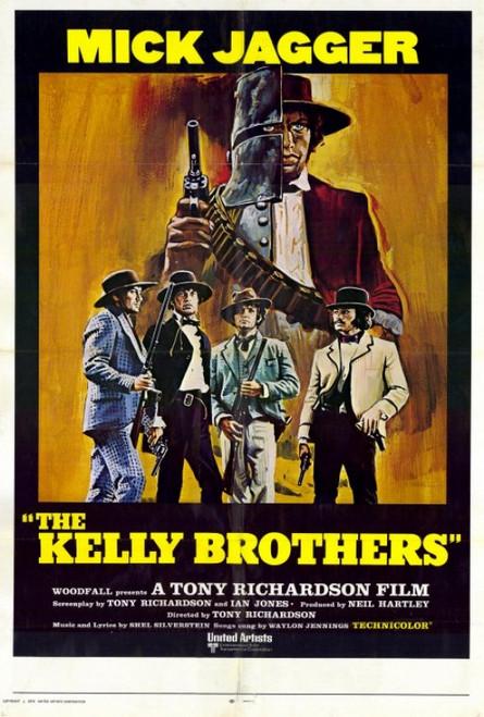 Ned Kelly Movie Poster Print (27 x 40) - Item # MOVIH2694