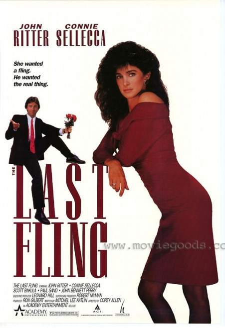 The Last Fling Movie Poster Print (27 x 40) - Item # MOVAH3654