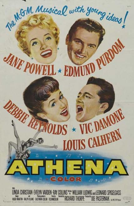 Athena Movie Poster Print (27 x 40) - Item # MOVIB21214