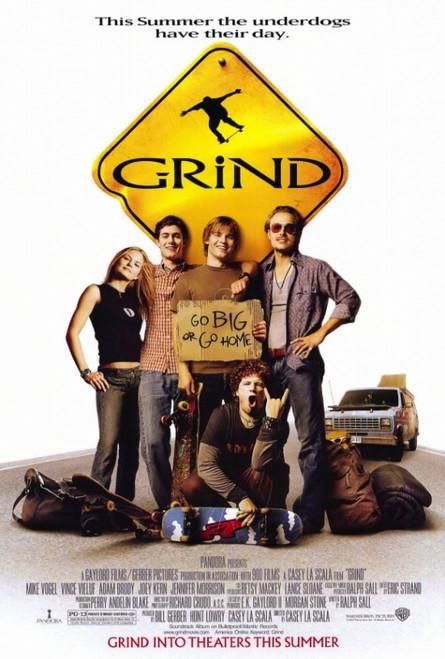 Grind Movie Poster Print (27 x 40) - Item # MOVCF8402