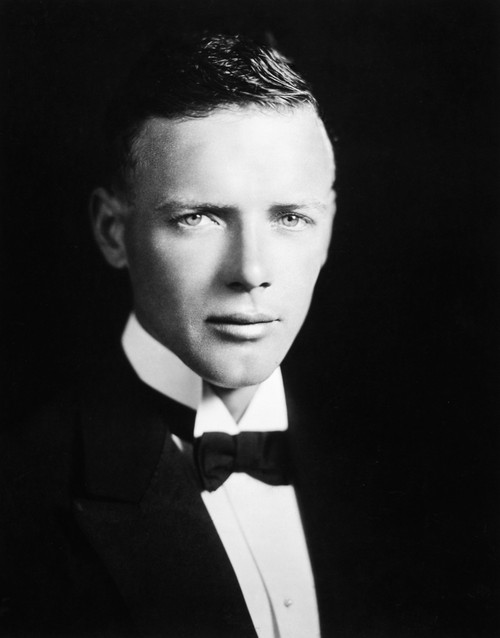 Charles A. Lindbergh /N(1902-1974). American Aviator. Photographed In 1927. Poster Print by Granger Collection - Item # VARGRC0053879