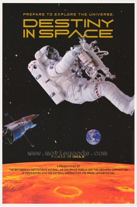 Destiny in Space (IMAX) Movie Poster Print (27 x 40) - Item # MOVIH2323