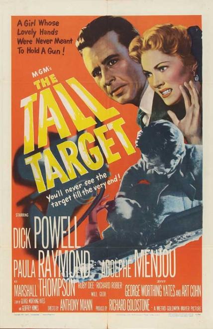 The Tall Target Movie Poster Print (27 x 40) - Item # MOVIB23221