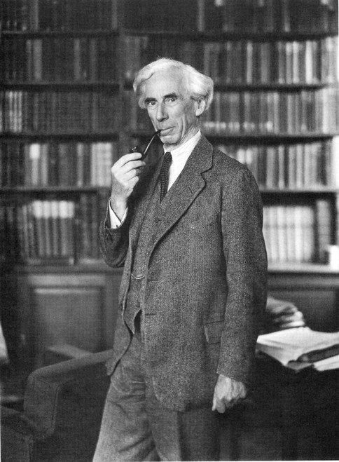 Bertrand Russell /N(1872-1970). Philosopher, Mathematician, And Nobel Prize Laureate. Photographed In 1935. Poster Print by Granger Collection - Item # VARGRC0060229