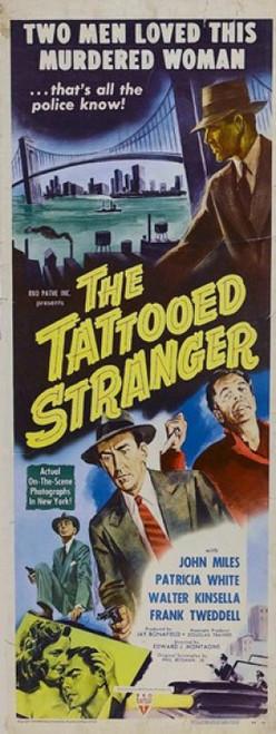Tattooed Stranger Movie Poster (11 x 17) - Item # MOV417387
