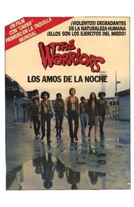 Warriors Movie Poster (11 x 17) - Item # MOV202111