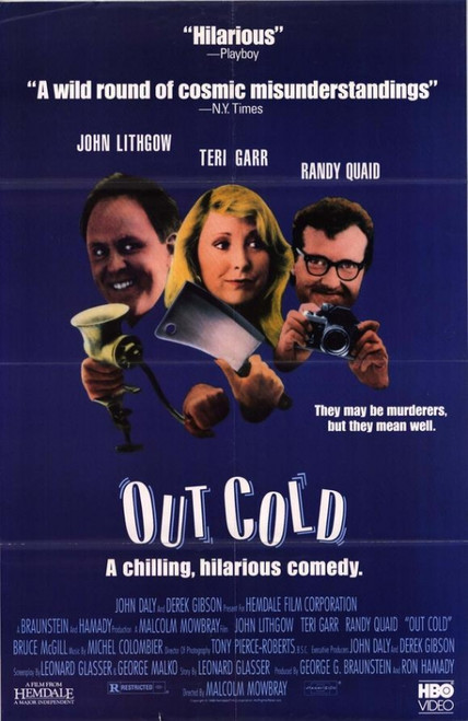 Out Cold Movie Poster Print (27 x 40) - Item # MOVCH0331