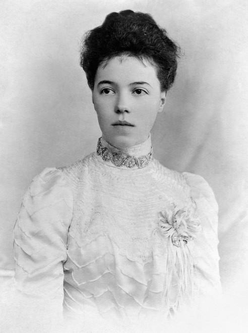 Olga Alexandrovna /N(1882-1960). Russian Grand Duchess; Consort Of Duke Peter Alexandrovich Of Oldenburg. Photographed C1901. Poster Print by Granger Collection - Item # VARGRC0127111