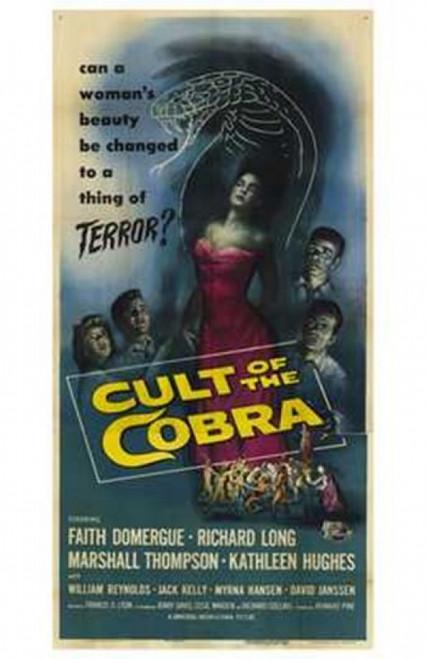 Cult of the Cobra Movie Poster (11 x 17) - Item # MOV170466