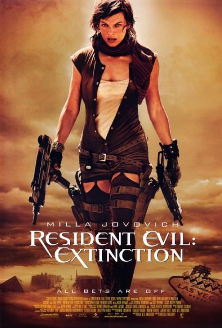 Resident Evil: Extinction Movie Poster Print (27 x 40) - Item # MOVEI2065