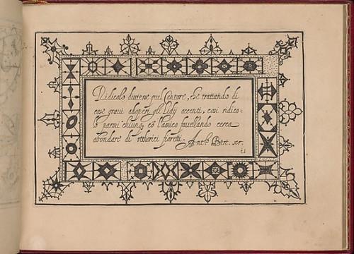 Ghirlanda: Di sei vaghi fiori scielti da piu famosi Giardini dItalia page 23 (recto) Poster Print (18 x 24) - Item # MET662626