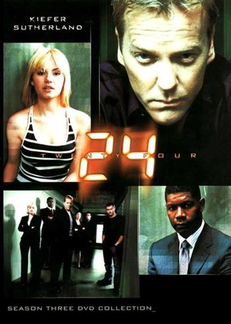 24 - style L Movie Poster (11 x 17) - Item # MOV475739