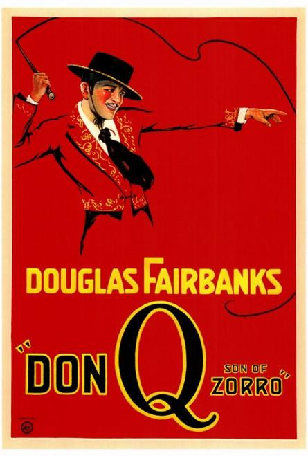 Don Q., Son of Zorro Movie Poster Print (27 x 40) - Item # MOVCF3175