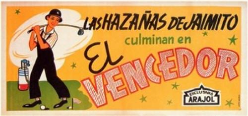 Hazanas De Jaimito Las Movie Poster (17 x 11) - Item # MOV207284