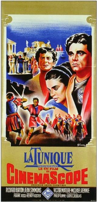 The Robe Movie Poster (11 x 17) - Item # MOV242249