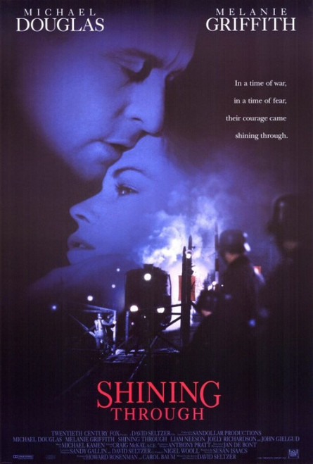 Shining Through Movie Poster Print (27 x 40) - Item # MOVEF7377