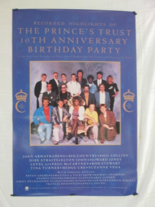 The Prince's Trust 10th Anniversary Birthday Party - Item # RAR99914708
