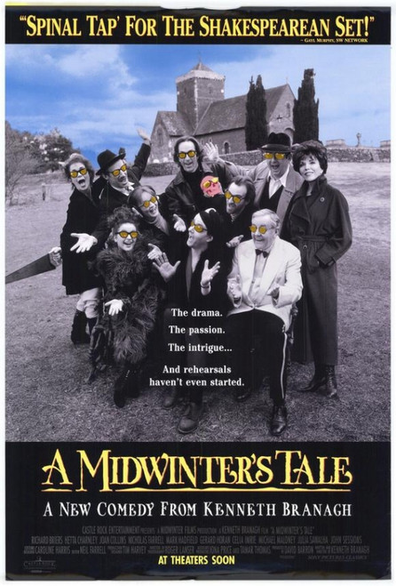 A Midwinter's Tale Movie Poster Print (27 x 40) - Item # MOVCG9996
