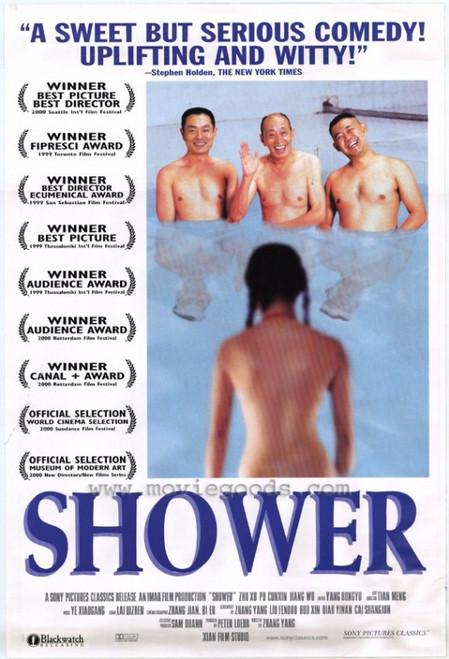 Shower Movie Poster Print (27 x 40) - Item # MOVCH8688