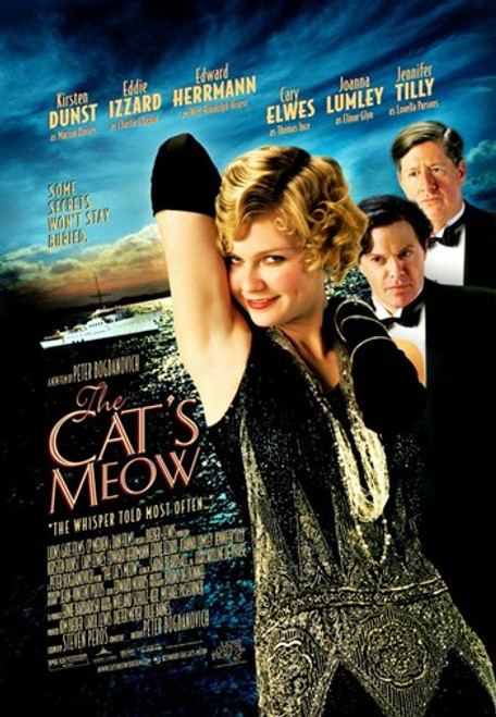 The Cat's Meow Movie Poster (11 x 17) - Item # MOV233499