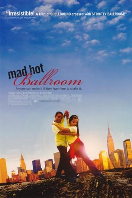 Mad Hot Ballroom Movie Poster (11 x 17) - Item # MOV263988