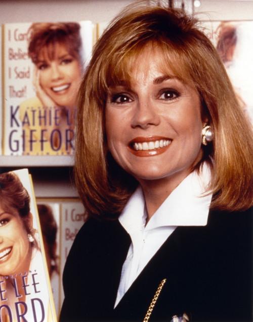Kathie Gifford Close Up Portrait Photo Print - Item # VARCEL694419