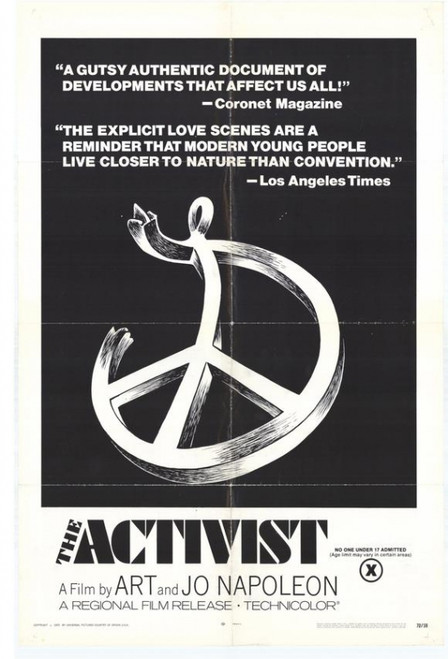 The Activist Movie Poster Print (27 x 40) - Item # MOVGH9305
