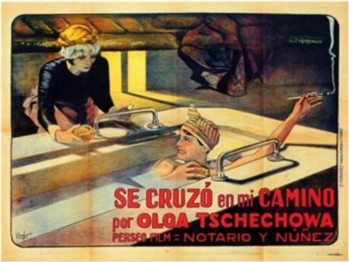 Se Cruzo En Mi Camino Movie Poster (17 x 11) - Item # MOV206648