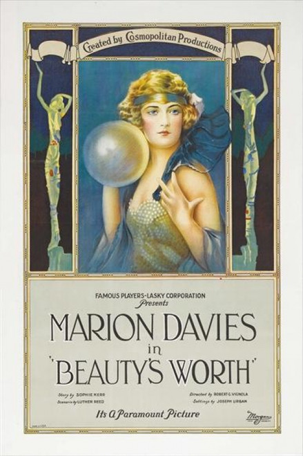 Beauty's Worth Movie Poster Print (27 x 40) - Item # MOVCJ9106