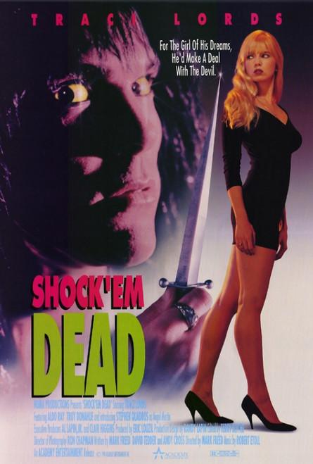Shock 'Em Dead Movie Poster Print (27 x 40) - Item # MOVCF1432