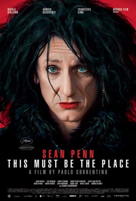 This Must Be the Place Movie Poster (11 x 17) - Item # MOVGB10194