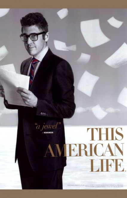 This American Life (TV) Movie Poster (11 x 17) - Item # MOV412286