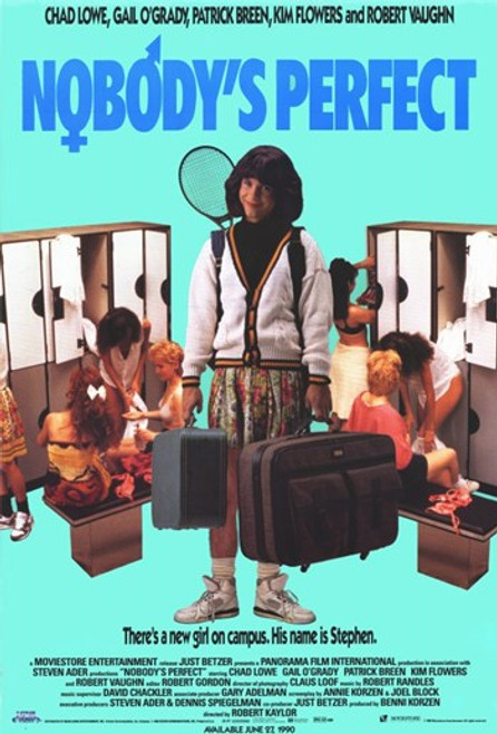 Nobody's Perfect Movie Poster (11 x 17) - Item # MOV232356