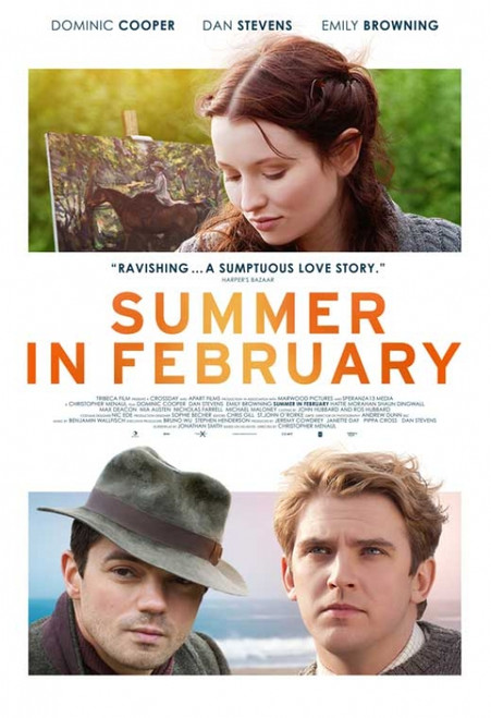 Summer in February Movie Poster Print (27 x 40) - Item # MOVGB76835