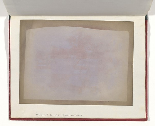 """[Lacock Abbey] Poster Print by William Henry Fox Talbot (British  Dorset 1800  """"1877 Lacock) (18 x 24) - Item # MET289263"""