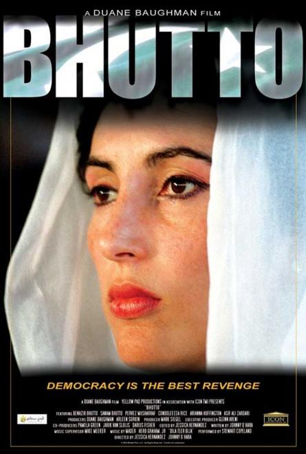 Bhutto Movie Poster Print (27 x 40) - Item # MOVCB53580