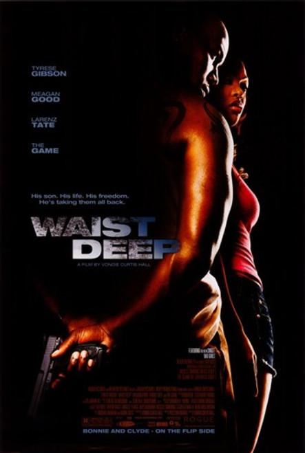 Waist Deep Movie Poster (11 x 17) - Item # MOV364335