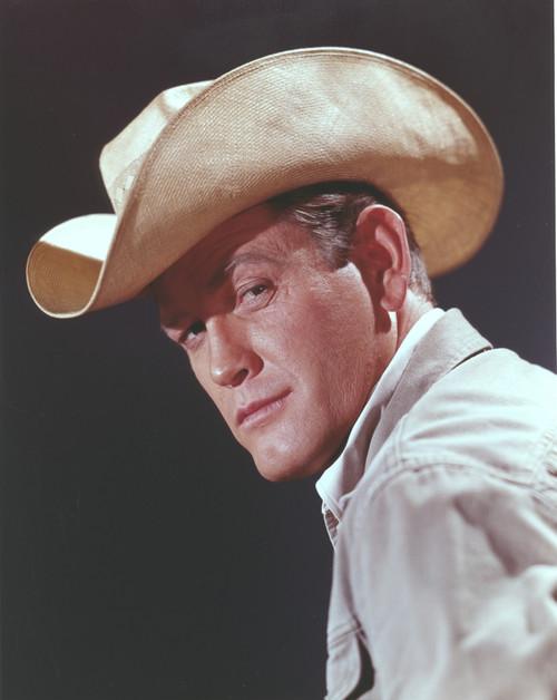 Earl Holliman Portrait in Cowboy Hat Photo Print - Item # VARCEL699875