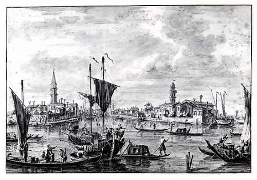 "View of Mazzorbo Poster Print by Francesco Tironi (Venice ca. 1745  ""1797) (18 x 24) - Item # MET459944"