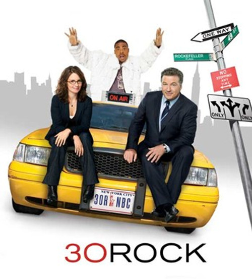 30 Rock - Style E Movie Poster (11 x 17) - Item # MOV516356