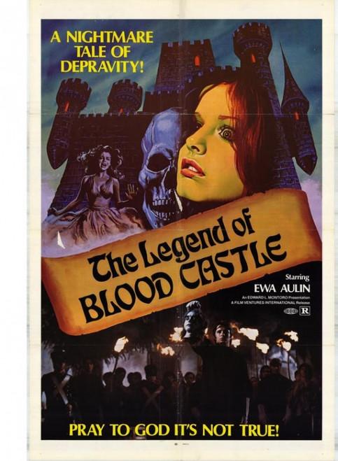The Legend of Blood Castle Movie Poster Print (27 x 40) - Item # MOVCF4372