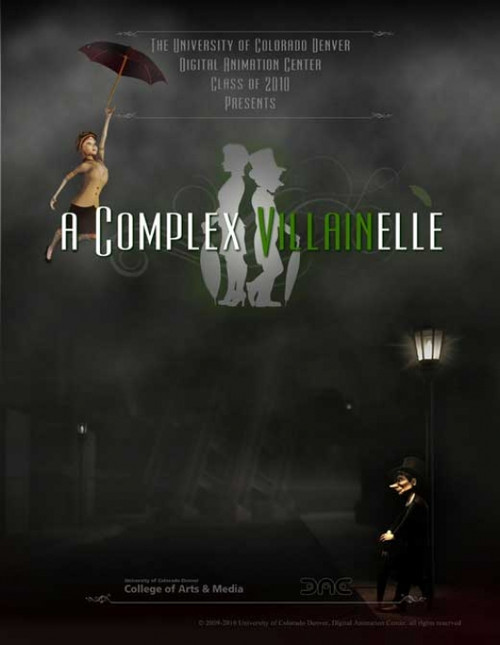 A Complex Villainelle Movie Poster Print (27 x 40) - Item # MOVGB28590