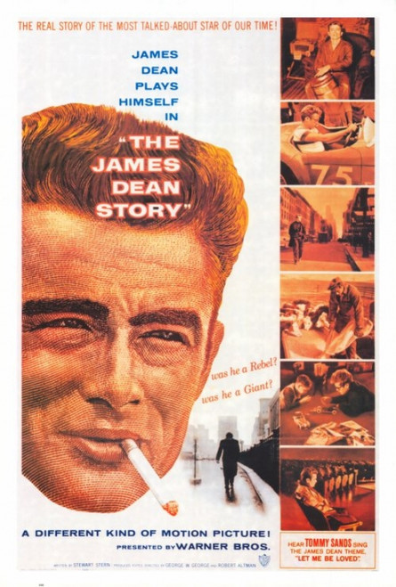 The James Dean Story Movie Poster Print (27 x 40) - Item # MOVGH3602