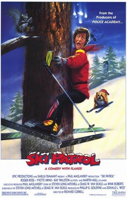 Ski Patrol Movie Poster (11 x 17) - Item # MOV195972