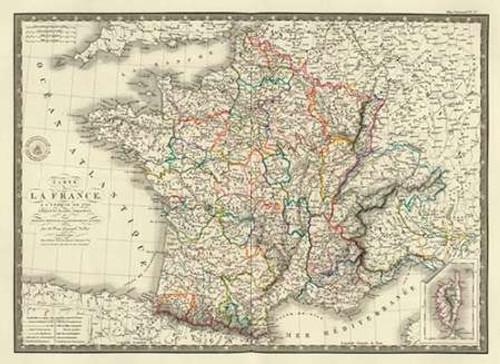 France a lepoque de 1789 Poster Print by Adrien Hubert Brue - Item # VARPDX295490