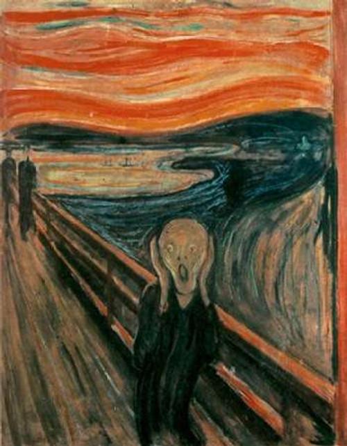 The Scream, 1893 Poster Print by Edvard Munch - Item # VARPDX467689